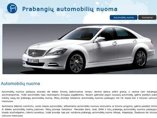 www.prabangiuautonuoma.lt