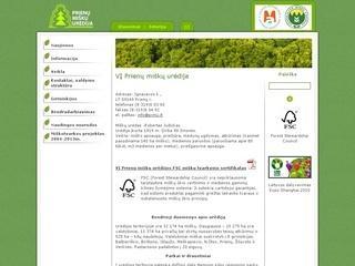 Prienų miškų urėdija