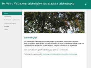 Psichologinė konsultacija ir psichoterapija
