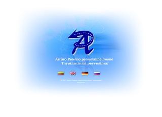 Artūro Pukėno individuali įmonė