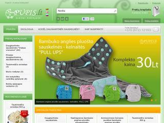 www.pupis.lt – Sveikai kūdikystei