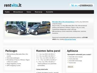 Rentvito – Mikroautobusu Nuoma