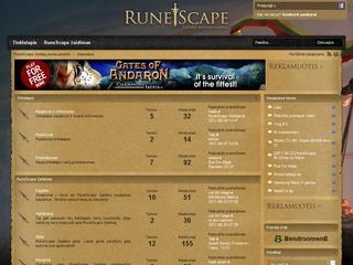 RuneScape žaidėjų bendruomenė