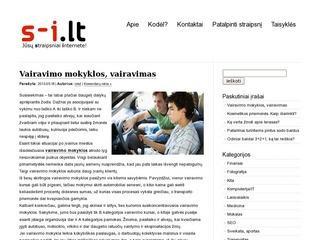 Vertimai VILNIUJE | KAUNE | KLAIPĖDOJE | ŠIAULIUOSE | PANEVĖŽYJE