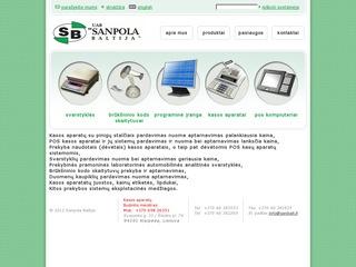 Kasos aparatai Kompiuterinės POS sistemos