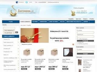 Santechnika.eu – vonios, katilai, baldai