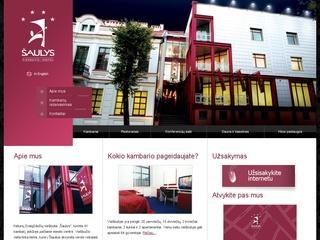 Šaulys, viešbutis Šiaulių miesto centre