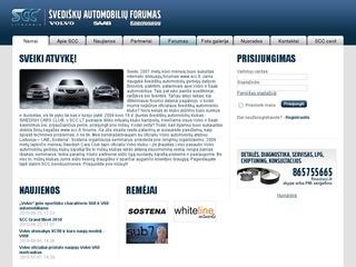 Švediškų automobilių klubas