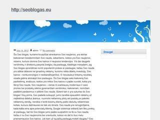Seo blogas