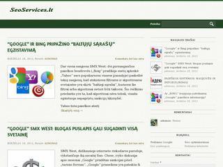 SEO paslaugos tinklapių priežiūra