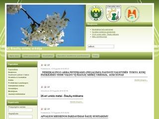 VĮ Šiaulių miškų urėdija
