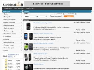 www.SkelbimaiTau.lt