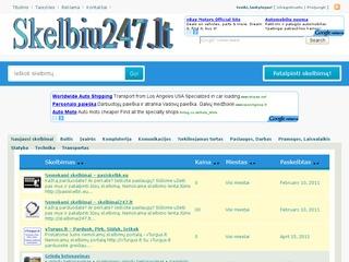 Skelbiu247.lt – nemokami skelbimai