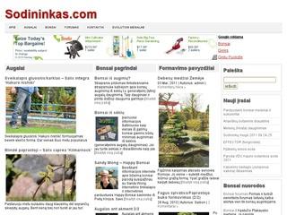 Sodininkas.com