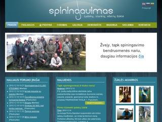 www.spiningavimas.lt