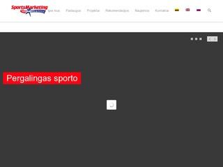 Sports Marketing Baltic –  rinkodaros ir sporto vadybos specialistų komanda