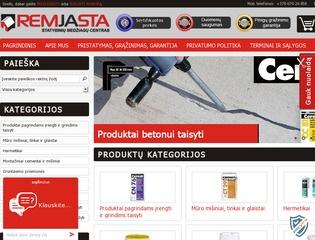Statybinis- statybinių medziagų centras, Ceresit gaminiai