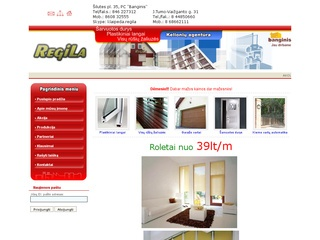 Regila, UAB