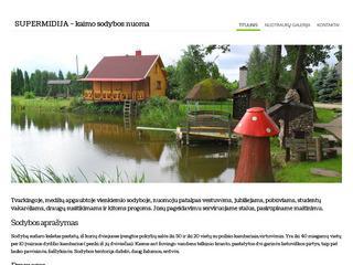 Supermidija – kaimo sodybos nuoma Kauno apskrityje