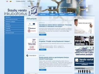 Šiaulių verslo inkubatorius