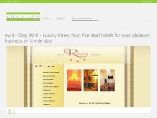 Sw.lt – Hotels in Vilnius