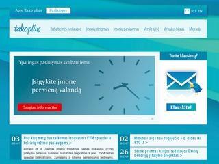 Įmoniu steigimas visoje Lietuvoje