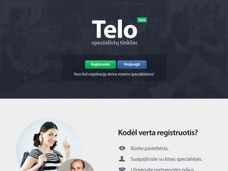 Telo.lt – Specialistų bendruomenė