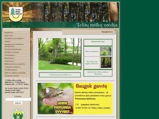 Telšių miškų urėdija
