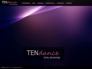 TENdance šokių akademija