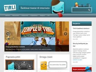 Žaidimai vaikams internete