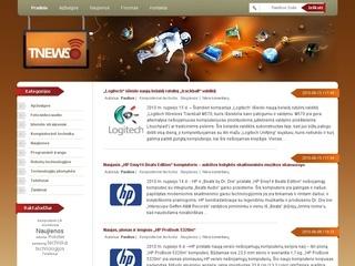 tnews.lt – technologijos, technikos naujienos, apžvalgos
