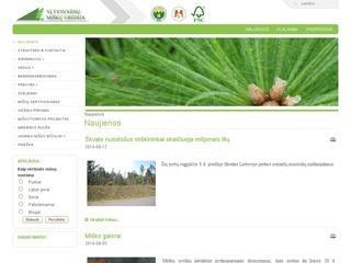 VĮ Tytuvėnų miškų urėdija