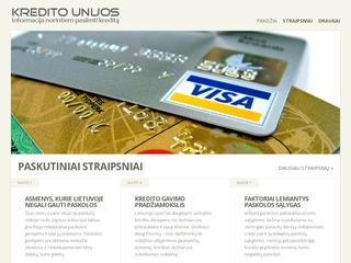 Kredito Unijos