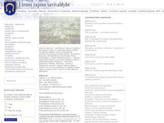 Utenos rajono savivaldybė