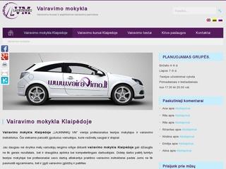 A kategorijos vairuotojo pažymėjimas ir teisės Klaipėdoje