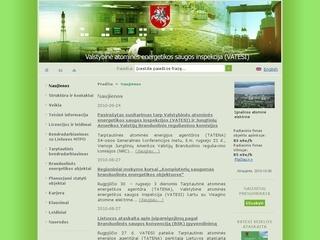 VATESI — \valstybinė atominės energetikos saugos inspekcija
