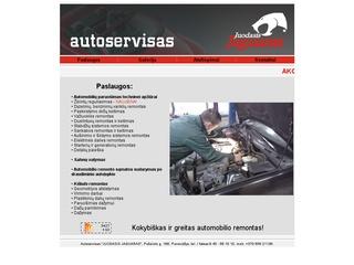 Automobilių važiuoklių remontas Panevėžyje