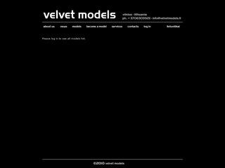 Velvet Models