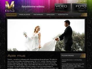 Vestuvių filmavimas ir fotografavimas