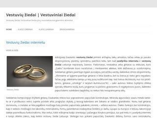 Vestuvių žiedai, Vestuviniai žiedai