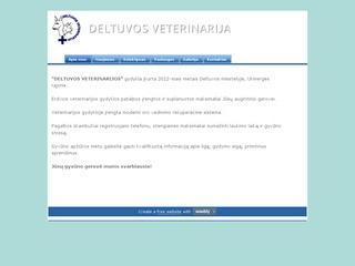 """""""Deltuvos Veterinarijos"""" gydykla"""