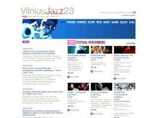 Vilnius jazz festivalis