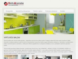 Virtuvės baldai, Vilnius