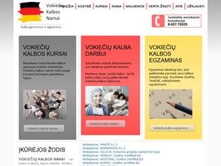 Vokiečių kalbos namai
