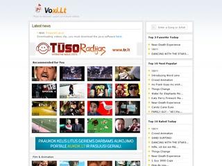 Voxi.Lt – New video world