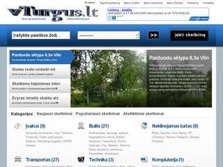 vTurgus.lt – nemokami skelbimai Lietuvoje