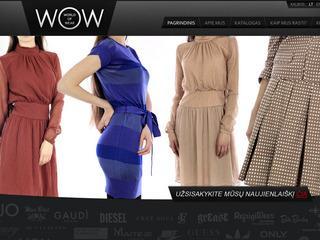 Didmeninė prekyba drabužiais, batais ir aksesuarais internete