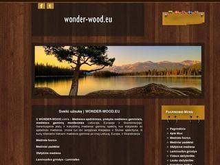 Medinių tvorų gamyba ir montavimas, Medinės tvoros