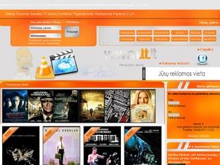 Filmai ir serialai internete.