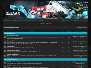 Žaidimai, žaidimų diskusijos, žaidimų forumas, žaidimų forumai